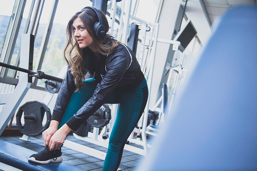 How to Be Confident at the Gym