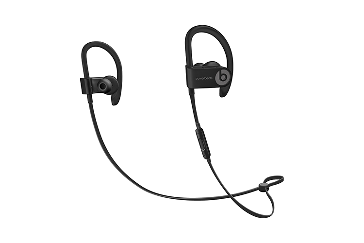 Wireless gym headphones powerbeats