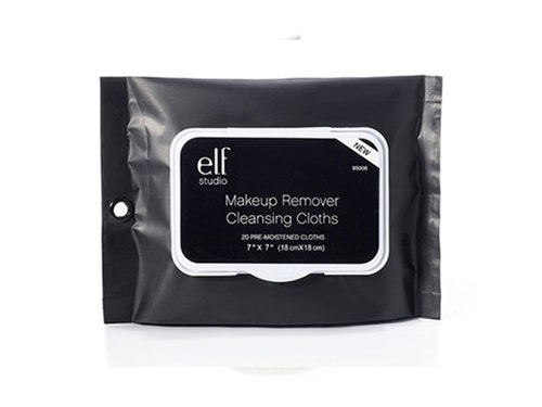 Elf makeup wipes