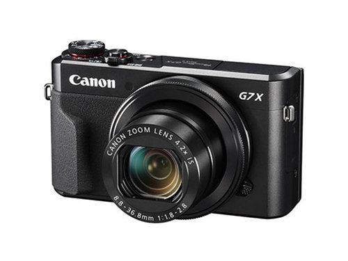 Cannon powershot G7x Mark II best vlogging camera for digital nomads